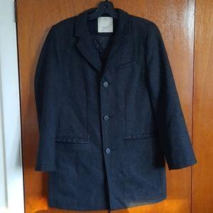 Nwot zara boys pea coat size 11/12